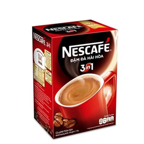 Nescafe 3in1 Original 30 X 17 5gr nescafe 3 in 1 24 boxes x 20 sachets x 20gr buy