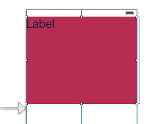 top layout guide xcode auto layout bug with the top layout guide for xcode 5