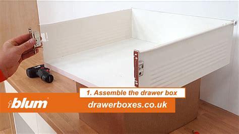kitchen drawer boxes replacement blum metabox deep replacement kitchen drawer box 1 of