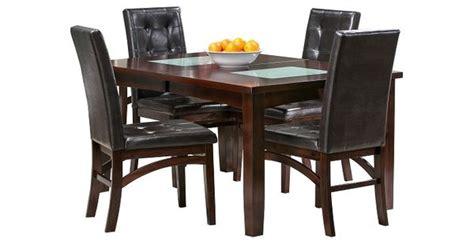 slumberland counter height table slumberland furniture zenith collection dining set
