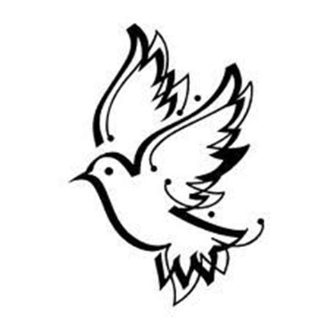 Small Dove Outline by Ideas On Dove Tattoos Quotes And Bird Drawings