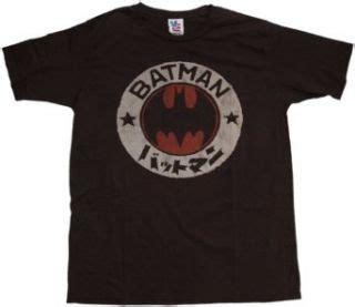 Tshirt Kaos Batman Logo Japan junk food flintstones pebbles born to rock washed black