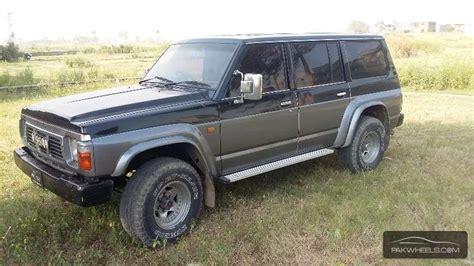 nissan safari for sale used nissan safari 1994 car for sale in sialkot 1180701