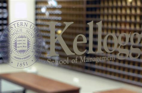 Kellogg School Of Management Part Time Mba by Kellogg School Of Management Blackman Consulting