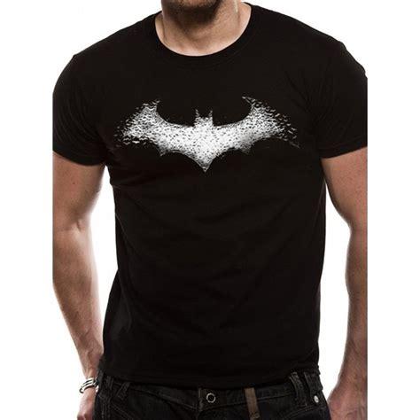 Tshirt Batman Logo Black B C buy official batman bats logo unisex t shirt black