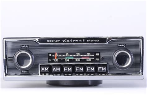 black forest llc independent service for your mercedes benz black forest llc becker europa ii 6 button am fm stereo
