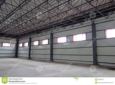 modern warehouse interior design empty warehouse royalty free stock photos image 32889318