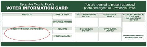 Voter Registration Records California Escambiavotes