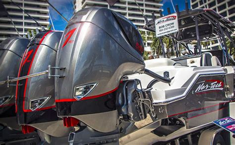 hi performance outboard boats the power of nor tech