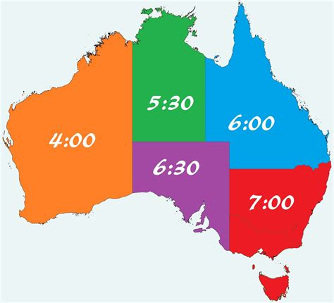 australia at time australia has the gayest time zones roth enterprise