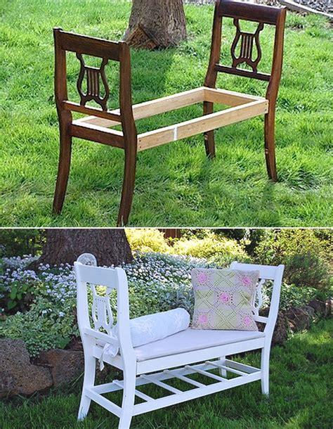 una silla para ideas para reutilizar y transformar tus sillas de madera