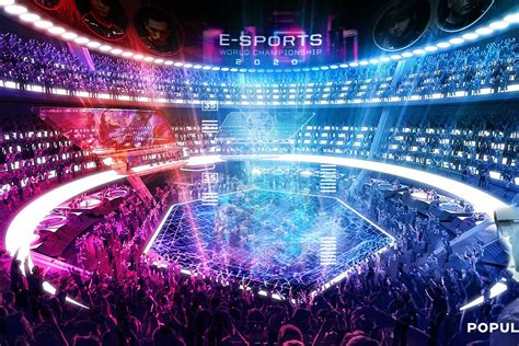 How video games may shape the future of stadium design Curbed