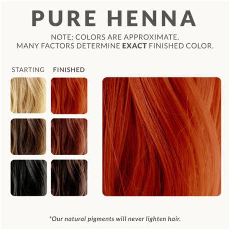 henna hair dye colors henna hair dye henna color lab 174 henna hair dye