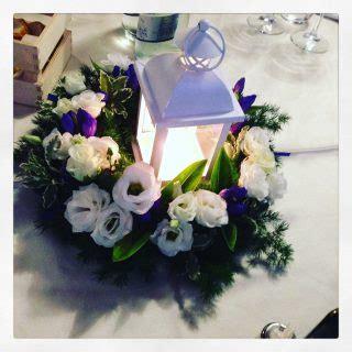 lanterne con candele matrimonio e candele idee fiorite