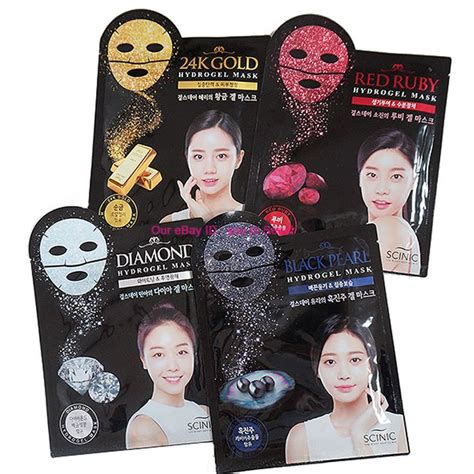 Scinic 24k Gold Hydrogel Mask 28g by 103 Best Asian Images On Asian