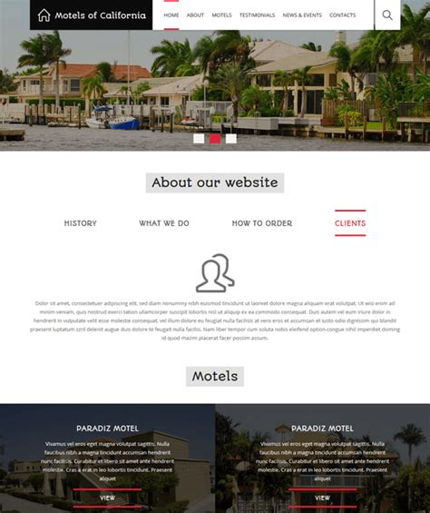 drupal theme not loading 8 of the best hotel drupal themes down
