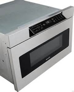 sharp smd2470as 24 quot microwave drawer with 1 2 cu ft