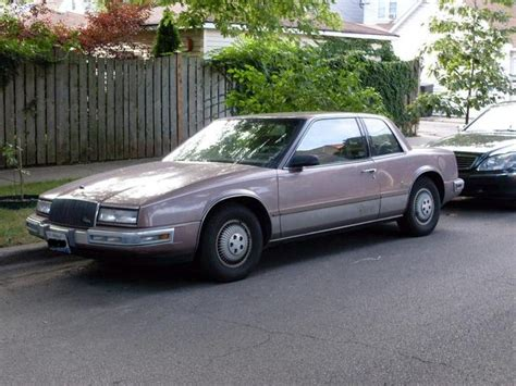 1988 buick riviera information and photos momentcar