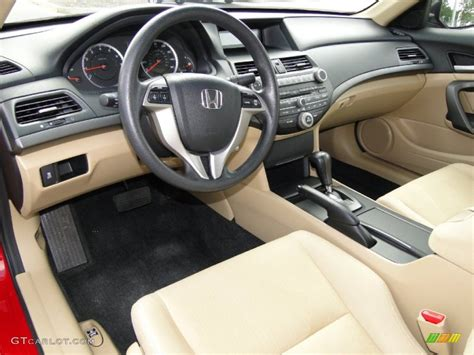 2011 Honda Accord Interior by Ivory Interior 2011 Honda Accord Lx S Coupe Photo