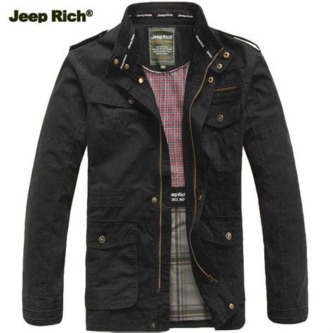jeep rich jacket jeep rich size s 5xl men outdoor autumn cotton blend