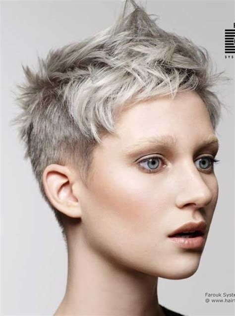 ultra short haircuts gallery best 25 very short hair ideas on pinterest very short