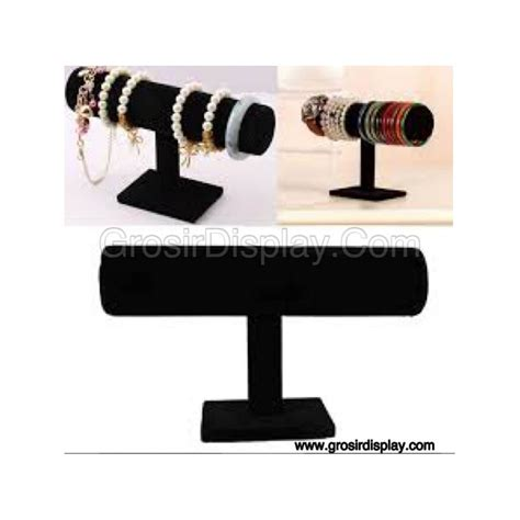 Rak Gelang Tempat Pajangan Aksesoris Jam Tangan Perlengkapan Tokomurah rak mini tempat display gelang jam tangan 1 susun grosir