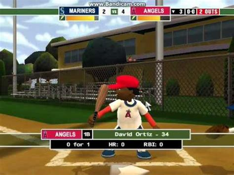 backyard baseball 09 backyard baseball 09 episode 2 the first complete game