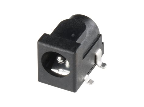 Dc Conector dc barrel power connector smd in india thingbits