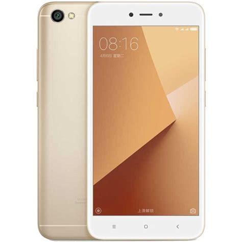 Xiaomi Redmi Note 5a 32 Gb Gold xiaomi redmi note 5a prime 32gb dual sim gold bgtelefon