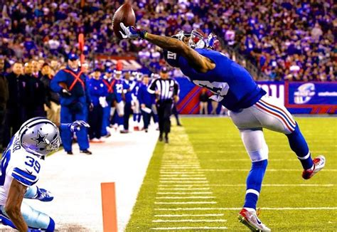 cartwheel one hand catch odell beckham jr official platform
