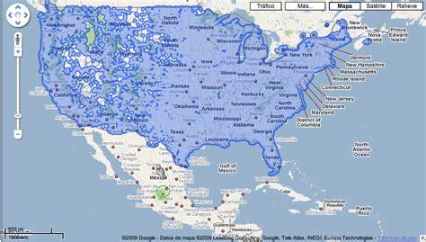 map de mexico y usa y maps mexico gamerxhiaketas