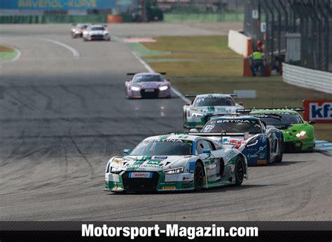 Audi Schmidt Sachsenring by Schmidt Kr 246 Nt Deb 252 Tsaison Im Adac Gt Masters Mit Podium