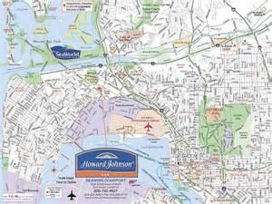 San Diego Street Map by San Diego Map Streets