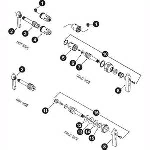 Sterling Kitchen Faucet Repair Parts Kohler Shower Faucet Parts Diagrams Kohler Free Engine