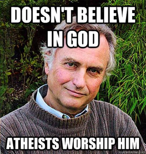 Meme Richard Dawkins - richard dawkins meme