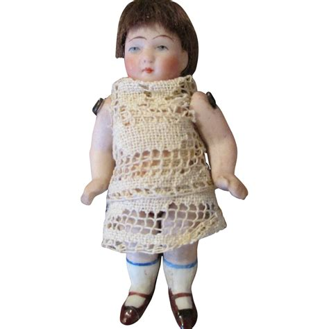 3 faced bisque doll antique 3 quot all bisque doll wonderful look from