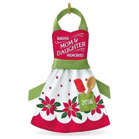 hallmark keepsake ornaments 2016 baking and memories hallmark keepsake