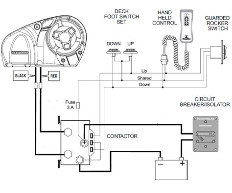 warn m8000 winch wiring diagram fitfathers me