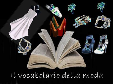 della moda di vocabolario della moda psicologia della moda