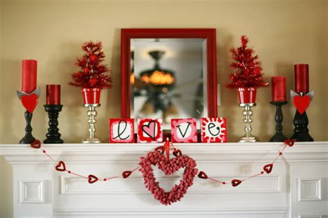 Day Decoration Ideas by 28 Cool Decorations For Valentine S Day Digsdigs