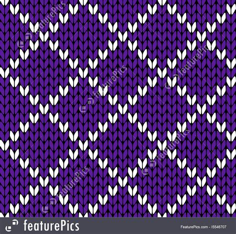 seamless knitted pattern vector seamless knitting vector pattern