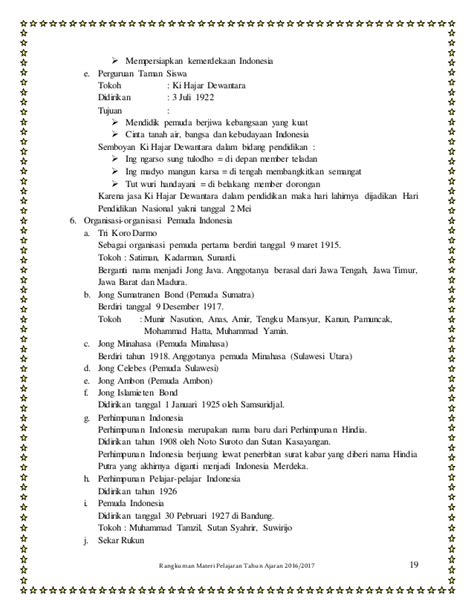 Rangkuman Inti Sari Semua Pelajaran rangkuman materi pelajaran kelas 3