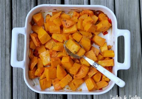 inspirations culinaires courge butternut r 244 tie au four