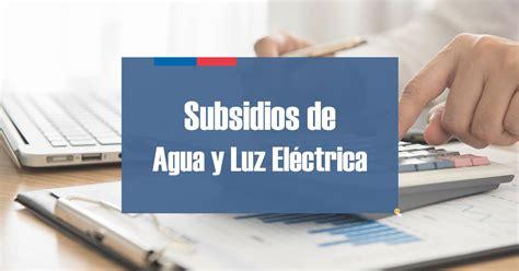 anses tramites onlaypara el subsidio de luz 2016 formulario para subcidio de luz requisitos b 225 sicos