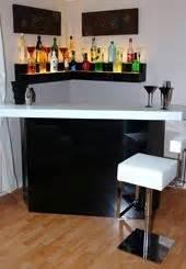 Corner Bar Shelf Ideas Diy Corner Bar Shelves And Brackets From Lowe S