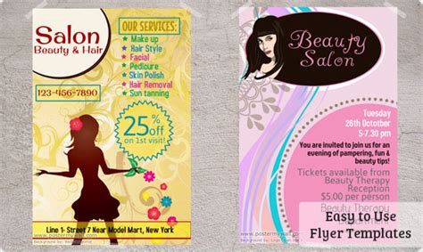 free hair salon posters and banners salon posters and banners images