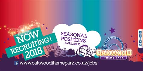 theme park opening times the best adventure park in wales oakwood theme park