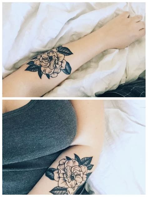 tattoo healing blue tatuajes de plantas y flores tatuate parte de la
