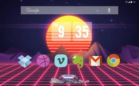 retro game sunset  wp  android apk