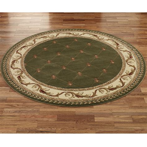 Floors Rugs Green Round Area Rugs For Minimalist Floor Rugs